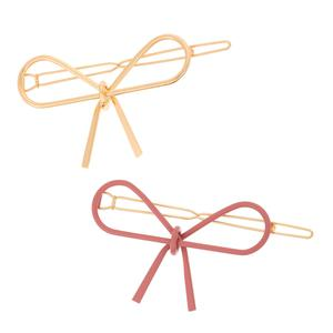 Oliver Bonas Metal Bow Clips (pack of two), £9.50
