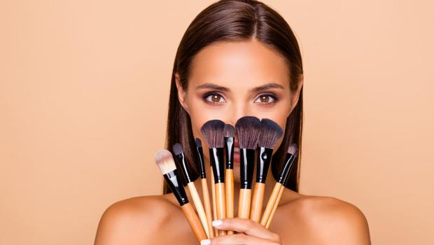 NI beauty expert Paddy McGurgan shares his top tips for buying and maintaining make-up brushes