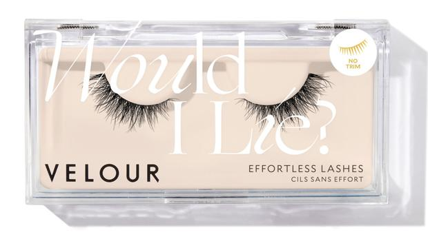 Velour Lashes Effortless in style 'Would I Lie?', £24, Boots