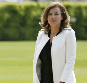 Damning detail: Valerie Trierweiler has laid bare her relationship with Francois Hollande