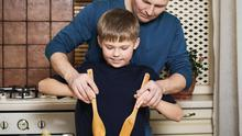 Better option: Get kids involved in the kitchen