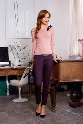 Sweater, £29, trousers, £35, La Redoute
