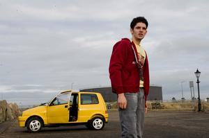 Colin in the movie Parked