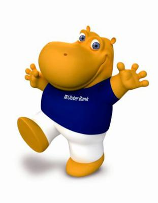 Ulster Bank's Henry Hippo