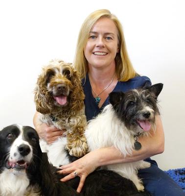 Siobhan Menzies from Holistic Pets NI