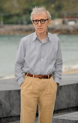 Highly criticised: Woody Allen