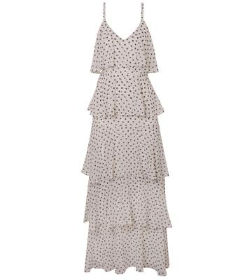 Spot print maxi dress, £36 (was £48), Dorothy Perkins