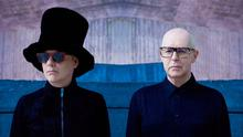 Enduring success: Neil Tennant (right) and Chris Lowe