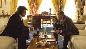 Michael Shannon and Kevin Spacey in Elvis & Nixon