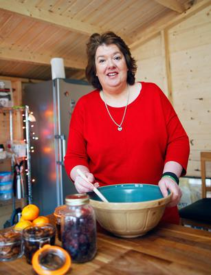 Top chef: Paula McIntyre is judging our cooking competition