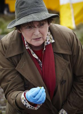 Brenda Blethyn is back as Detective Vera for a new series