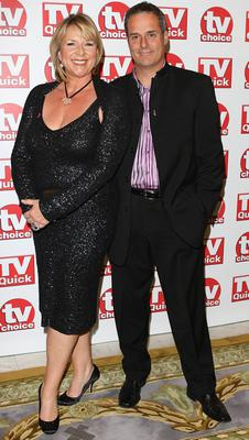 Fern Britton and Phil Vickery