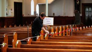 New Covid regulations mean church buildings will be closed for a fortnight