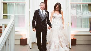 Awareness: Footage from Robin's Wish showing funnyman Robin Williams getting married to Susan Schneider