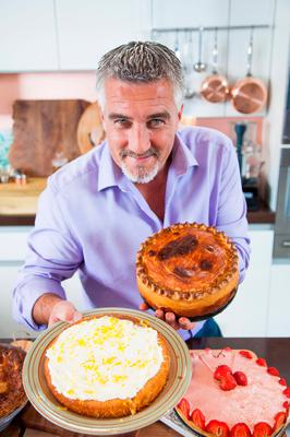 Yeast rises: Paul Hollywood has inspired thousands of home-bakers