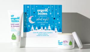 Organic Babies gift set, £20, Green People