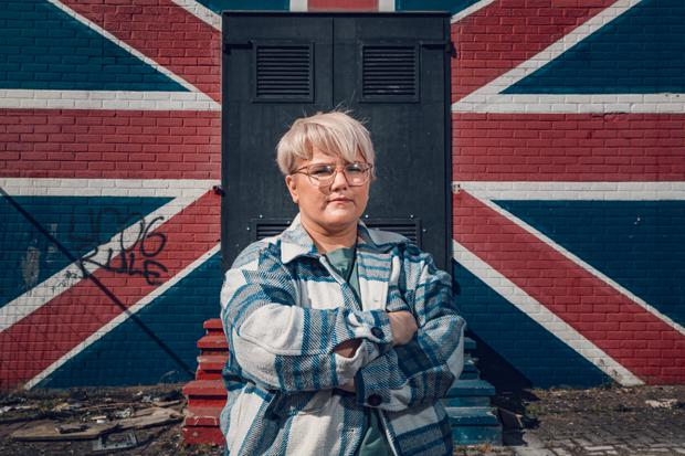 Loyalism: Community worker Stacey Graham on the Shankill Road