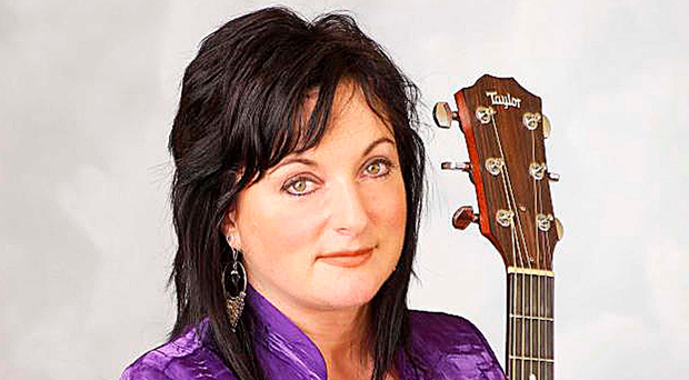 Popular: Louise Morrissey is paying a show at Monaghan's Hillgrove Hotel
