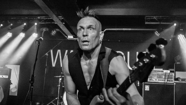 Space ace: John Robb of The Membranes