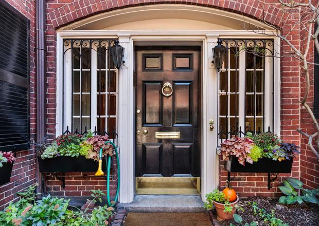Knock knock: a front door can say a lot about a home