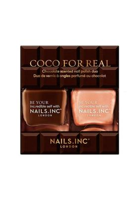 Nails INC Coco for Real Duo, £15