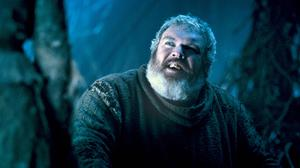 As Hodor In the hit TV series Game of Thrones