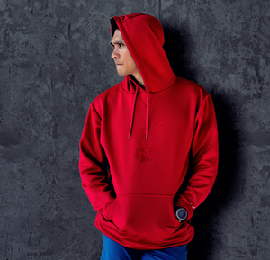 Few items of clothing have such a potted history as the hoodie, even though it's still a relatively new type of garment