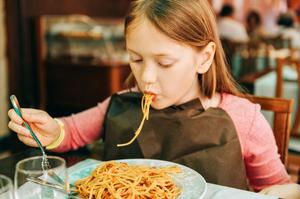 Taste it: Lorna Cooper likes to get kids involved in making food