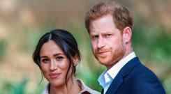 The Duke and Duchess of Sussex could use their titles to make millions of pounds