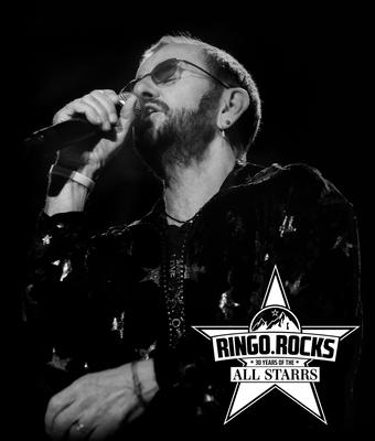 Ringo Rocks: 30 Years Of The All Starrs is available from www.juliensauctions.com