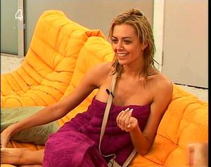 Orlaith on Big Brother in 2005