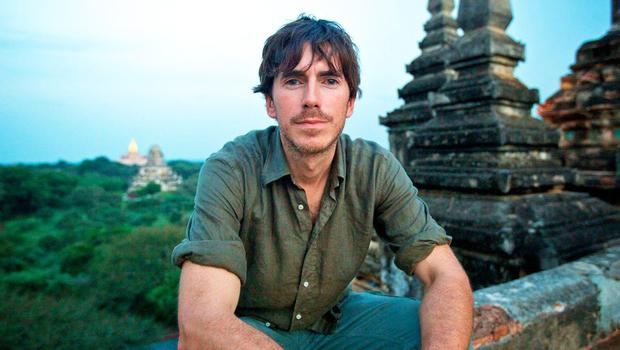 Danger man: Simon Reeve has travelled to some of the most perilous places on the planet