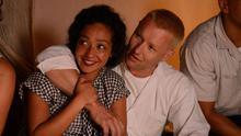 Devoted couple: Ruth Negga as Mildred Loving and Joel Edgerton as Richard Loving