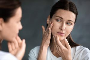 Healthy glow: Several factors can impact on skin condition