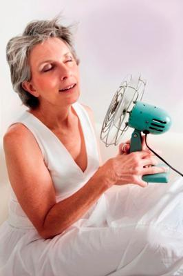 Crucal time: employers are being encouraged to support women going through the menopause