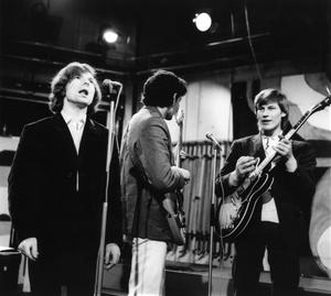 Early days: Van Morrison and Them performing in the Sixties