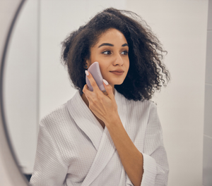 Smooth operator: exfoliate the skin for cell renewal