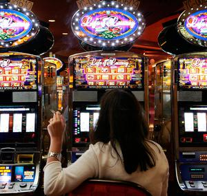 Social isolation: one ex-gambler said you could have 20 or 30 people playing but seldom speaking to each other
