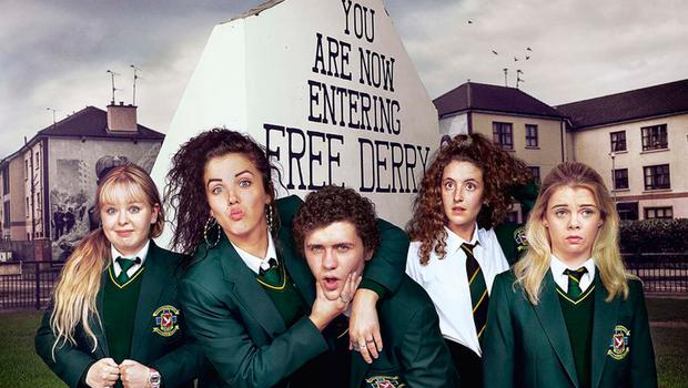 TV favourite Derry Girls