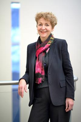 Positive Futures chief executive Agnes Lunny