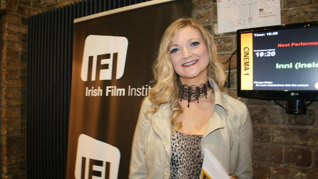 Film lecturer Ciara Chambers from Saintfield