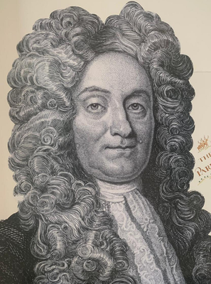 Controversial figure: Sir Hans Sloane