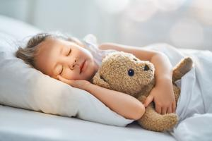 Not easy: ensuring your child sleeps well is tricky but there are solutions