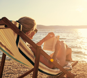 Beach escape: the right scent can evoke memories of holidays