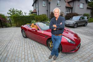 Funding focus: retired businessman Alan Nappin is behind a new charitable foundation
