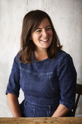 Claire Thomson has just written a new cookbook, Home Cookery Year