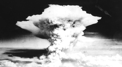 'My generation grew up with the expectation of nuclear war. I don't know if anyone has written the book about how that affected us. There is much to be said of that experience which I think has been left unsaid.' Stock image