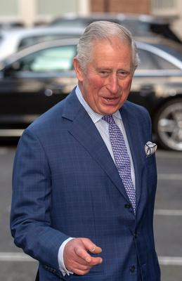 Role model: having just turned 70, Prince Charles still leads a very active lifestyle