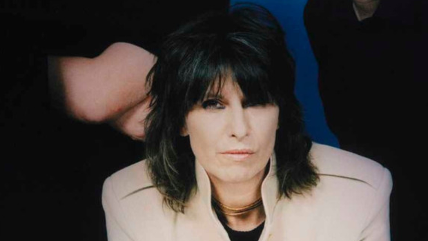 Hot rock: The Pretenders have been performing for 40 years