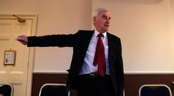 Unyielding: Shadow Chancellor John McDonnell declared recently he could never be friends with a Tory